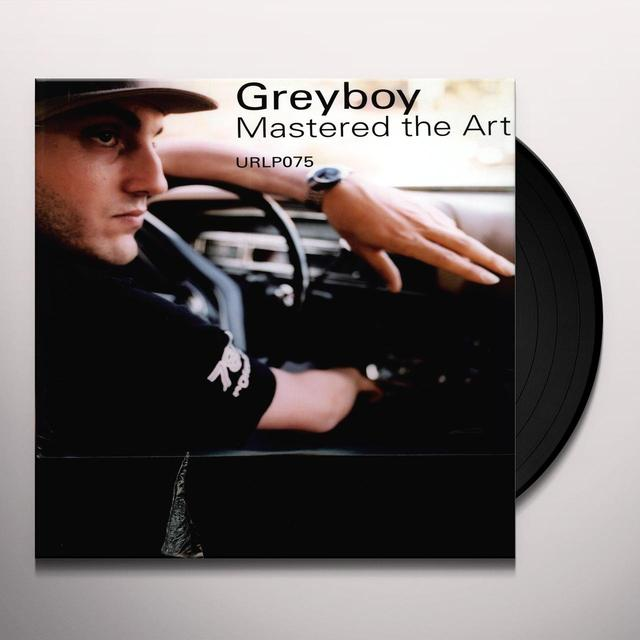 Greyboy MASTERED THE ART Vinyl Record