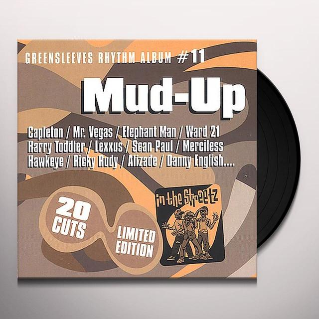 MUD UP / VARIOUS Vinyl Record