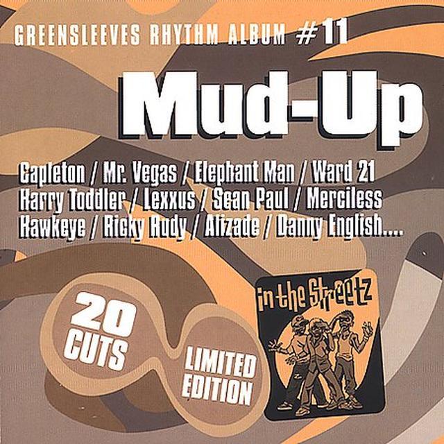 MUD UP / VARIOUS Vinyl Record