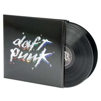 Daft Punk DISCOVERY Vinyl Record
