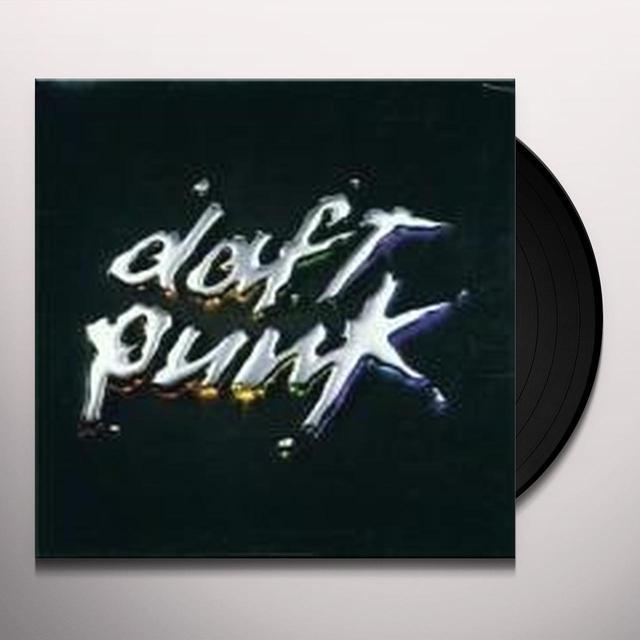 Daft Punk DISCOVERY Vinyl Record