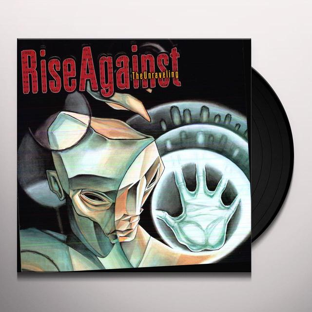 Rise Against UNRAVELING Vinyl Record
