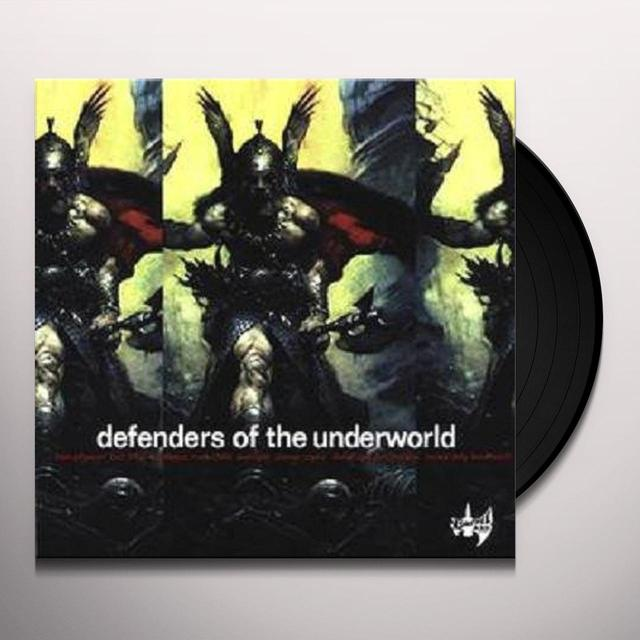 DEFENDERS OF THE UNDERWORLD / VARIOUS Vinyl Record