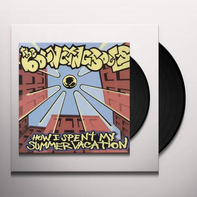 The Bouncing Souls HOW I SPENT MY SUMMER VACATION Vinyl Record