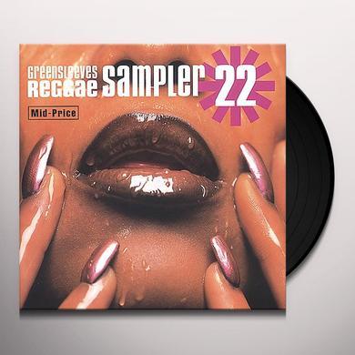 SAMPLER 22 / VARIOUS Vinyl Record