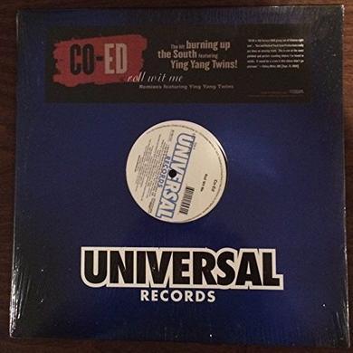 Co-Ed ROLL WIT IT (X5) Vinyl Record