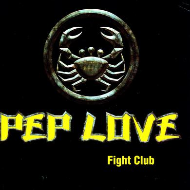 Pep Love FIGHT CLUB Vinyl Record