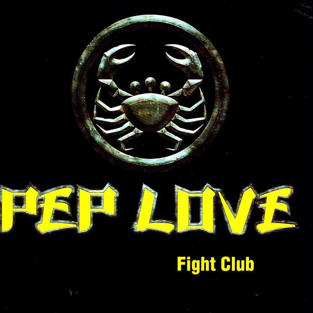 Pep Love FIGHT CLUB Vinyl Record