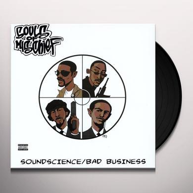 Souls Of Mischief SOUNDSCIENCE Vinyl Record