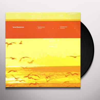 Interfearence DINHEIRO / SALVARSAN Vinyl Record
