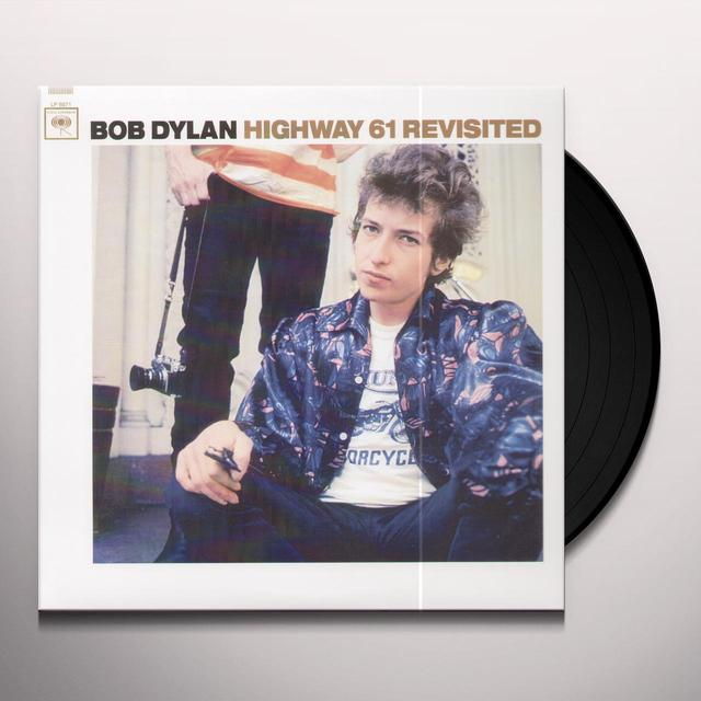 Bob Dylan HIGHWAY 61 REVISITED Vinyl Record