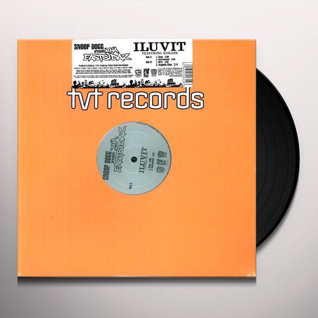 Eastsidaz / Kokane ILUVIT Vinyl Record