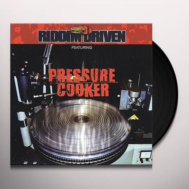 RIDDIM DRIVEN: PRESSURE COOKER / VARIOUS Vinyl Record