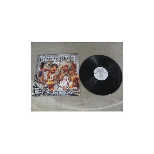 Beatnuts / Fatman Scoop / Greg Nice LET'S GIT DOE / YO YO YO Vinyl Record