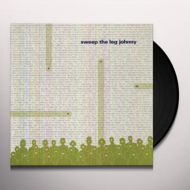 Sweep The Leg Johnny 4.9.21.30 Vinyl Record