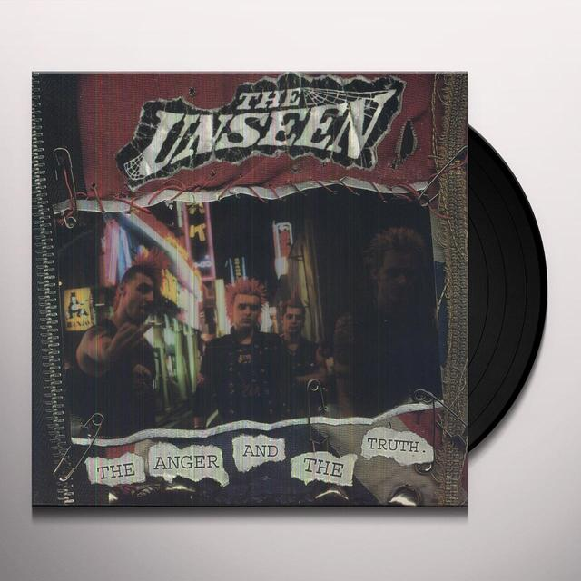Unseen ANGER & TRUTH Vinyl Record