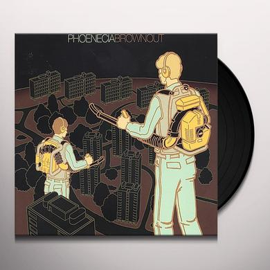 Phoenecia BROWNOUT Vinyl Record