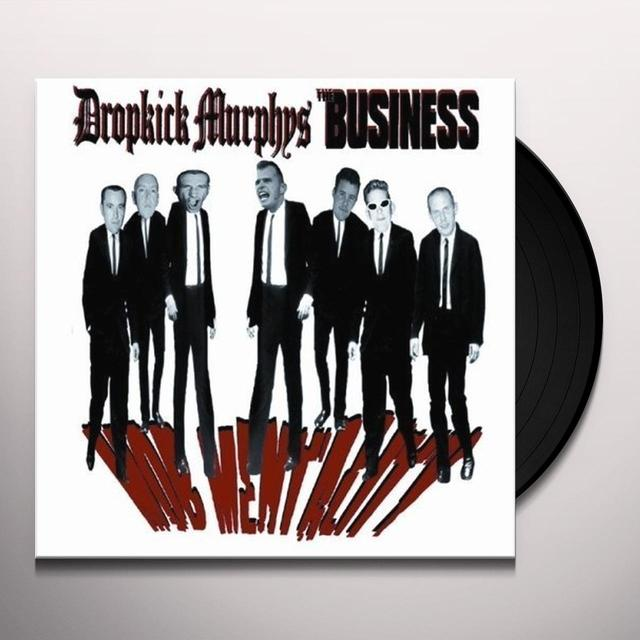 Dropkick Murphys / Business MOB MENTALITY Vinyl Record