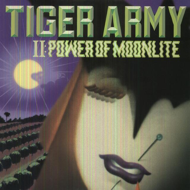 Tiger Army II: POWER OF MOONLITE Vinyl Record