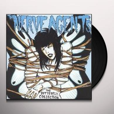 Nerve Agents BUTTERFLY COLLECTION Vinyl Record