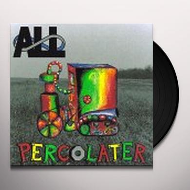 All PERCOLATER Vinyl Record