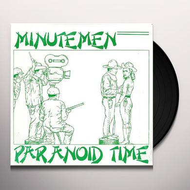 Minutemen PARANOID TIME (EP) Vinyl Record