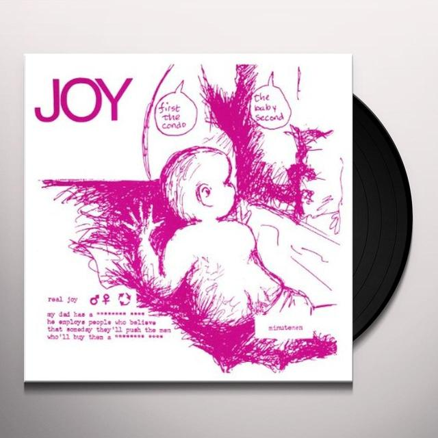 Minutemen JOY (EP) Vinyl Record