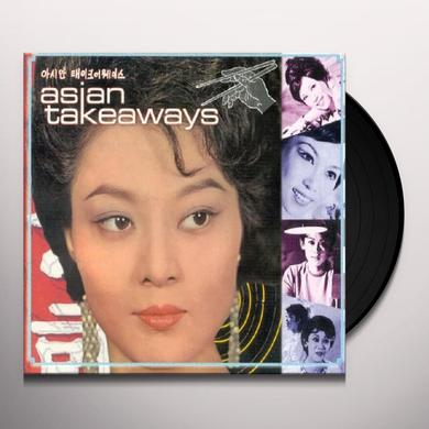 ASIAN TAKEAWAYS / VARIOUS Vinyl Record