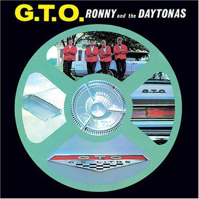 Ronny & Daytonas G.T.O. Vinyl Record