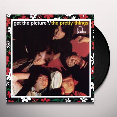 Pretty Things GET THE PICTURE Vinyl Record