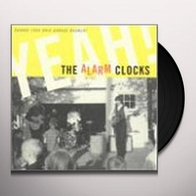 Alarm Clocks YEAH Vinyl Record