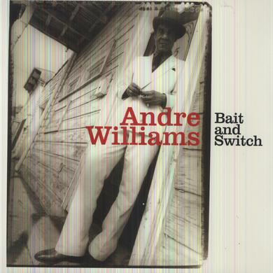 Andre Williams BAIT & SWITCH Vinyl Record