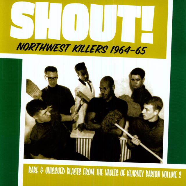 NORTHWEST KILLERS 1964-1965: SHOUT / VARIOUS Vinyl Record