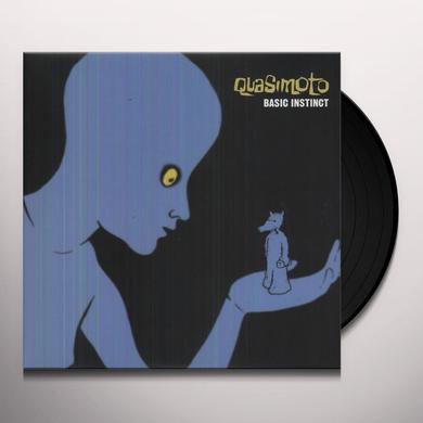 Quasimoto BASIC INSTINCT / BS & DINOSA Vinyl Record