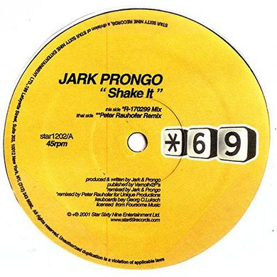 Jark Prongo SHAKE IT Vinyl Record