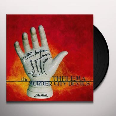 The Murder City Devils THELEMA Vinyl Record