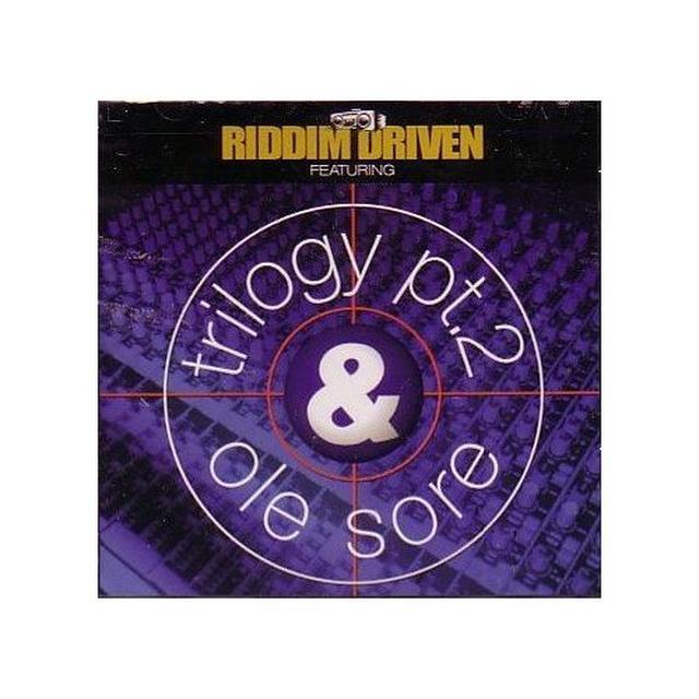 RIDDIM DRIVEN: TRILOGY 2 - OLE SORE / VARIOUS Vinyl Record