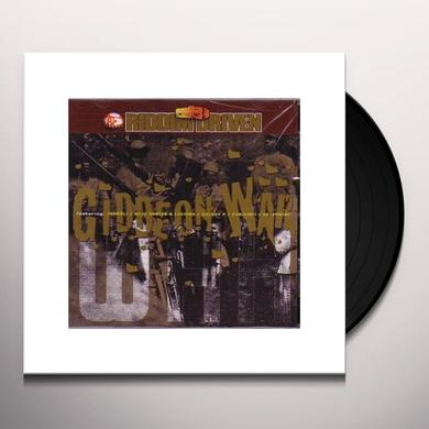 RIDDIM DRIVEN: GIDDEON WAR / VARIOUS Vinyl Record