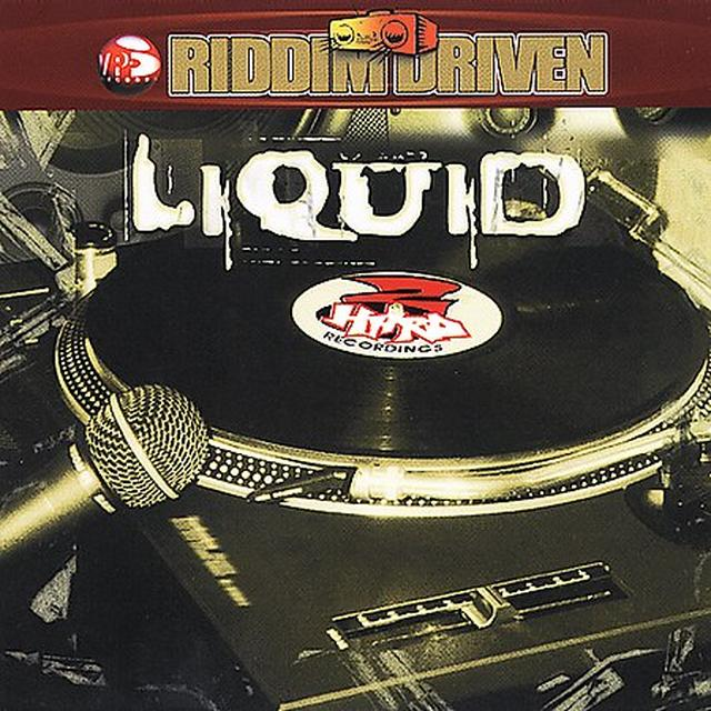 RIDDIM DRIVEN: LIQUID / VARIOUS Vinyl Record