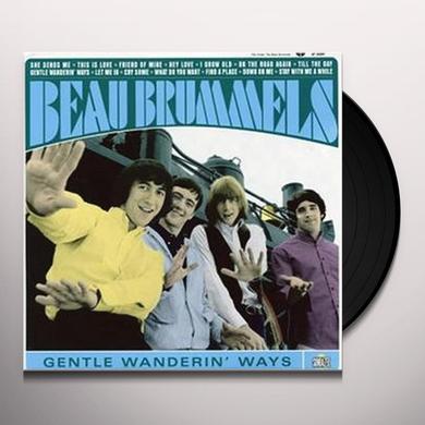 The Beau Brummels GENTLE WANDERIN WAYS Vinyl Record
