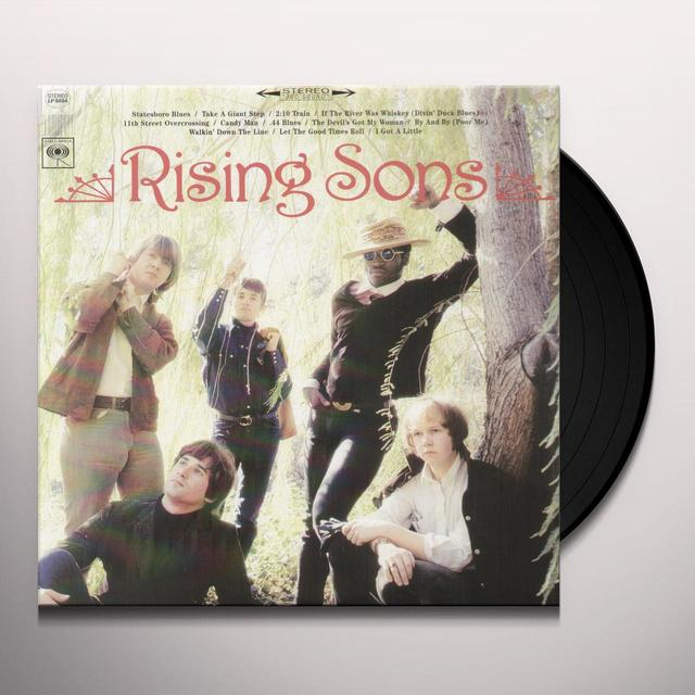 RISING SONS Vinyl Record