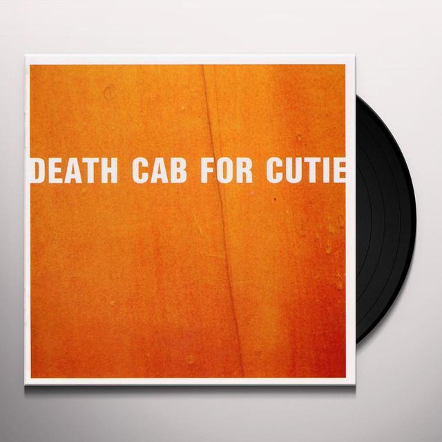 Death Cab For Cutie PHOTO ALBUM Vinyl Record