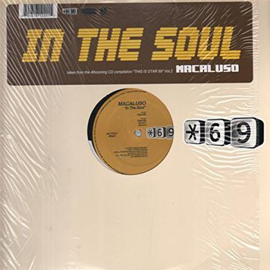 Mike Macaluso IN THE SOUL Vinyl Record