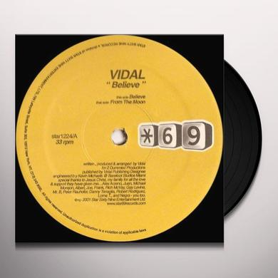 Vidal BELIEVE Vinyl Record