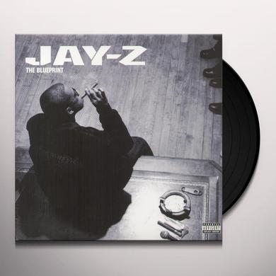 Jay Z BLUEPRINT Vinyl Record
