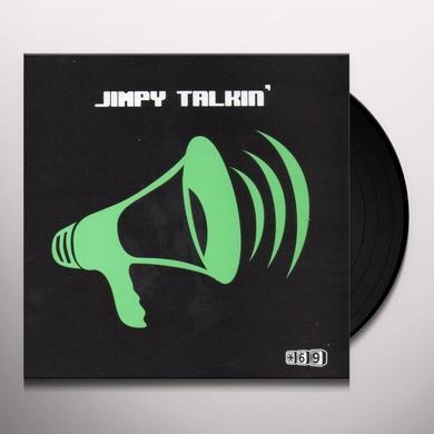 Jimpy TALKIN Vinyl Record