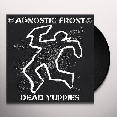 Agnostic Front DEAD YUPPIES Vinyl Record