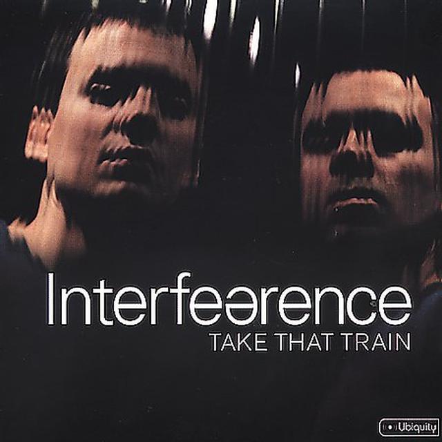 Interfearence TAKE THAT TRAIN Vinyl Record