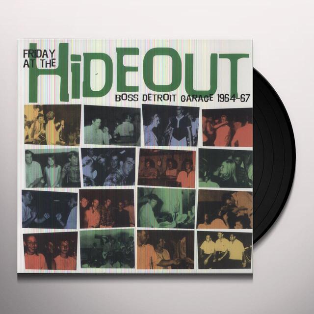 FRIDAY AT THE HIDEOUT: BOSS DETROIT GARAGE / VAR Vinyl Record