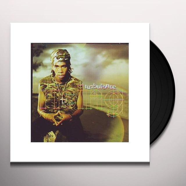 Turbulence RISING Vinyl Record